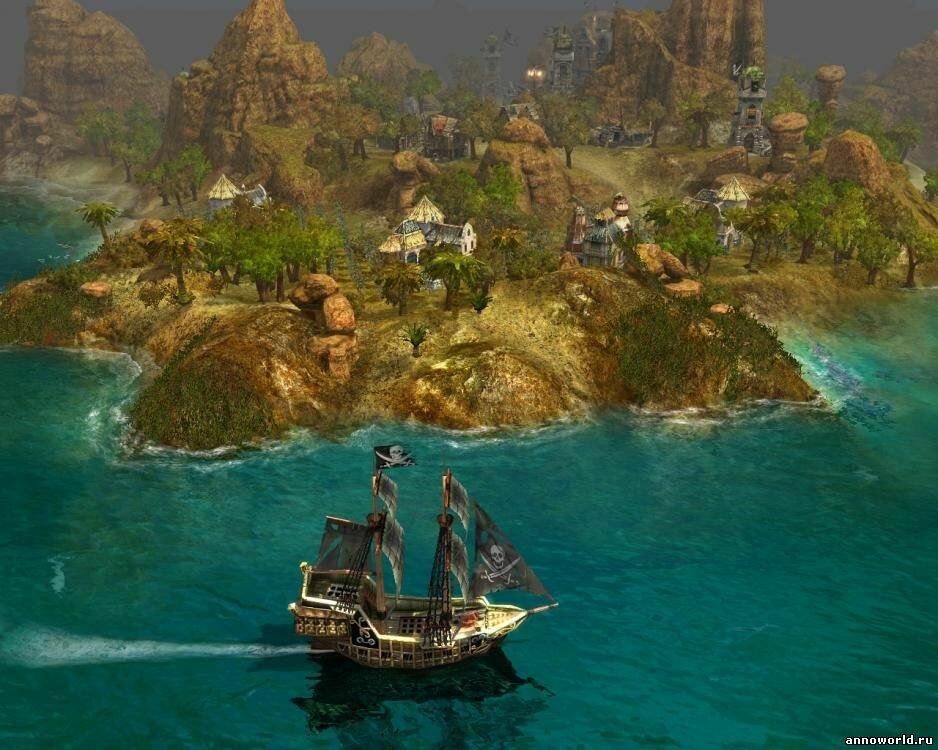 Пираты, превью