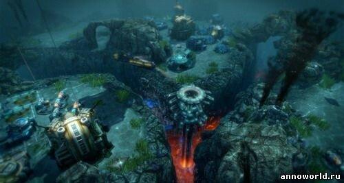 Водный мир Anno 2070, превью