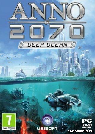 ANNO 2070: Deep Ocean (Deluxe Edition), превью