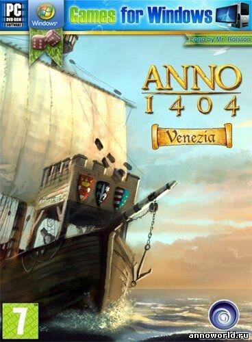 ANNO 1404 - Venice, превью